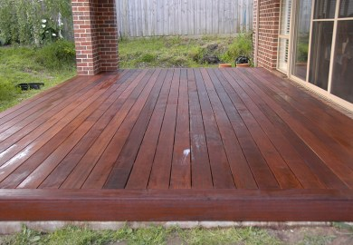 Small House Deck Ideas