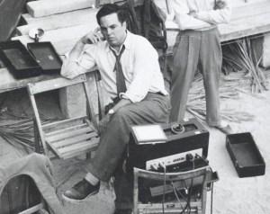 Alan Lomax in Galizia