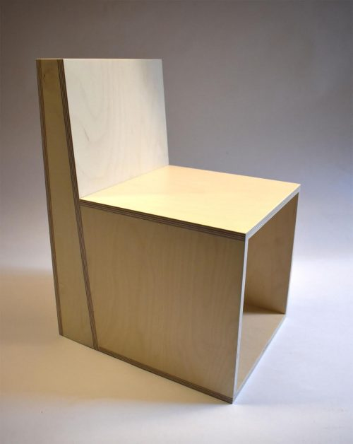 Children's Reading Chair