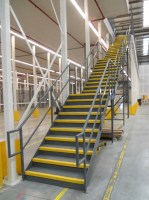 Retail staircases   Industrial staircases   Custom ...