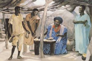 The parable of the Three Servants - JESUS MAFA