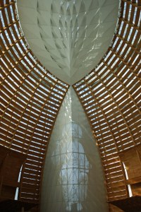 Cathedral of Christ the Light (interior), Oakland, California