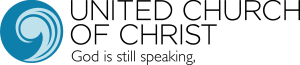 Logo: United Church of Christ - God is still speaking,