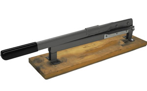Stortz 95-A Slate Cutter