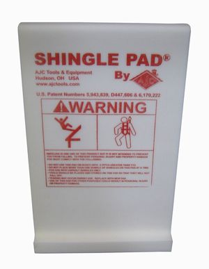AJC Shingle Pad