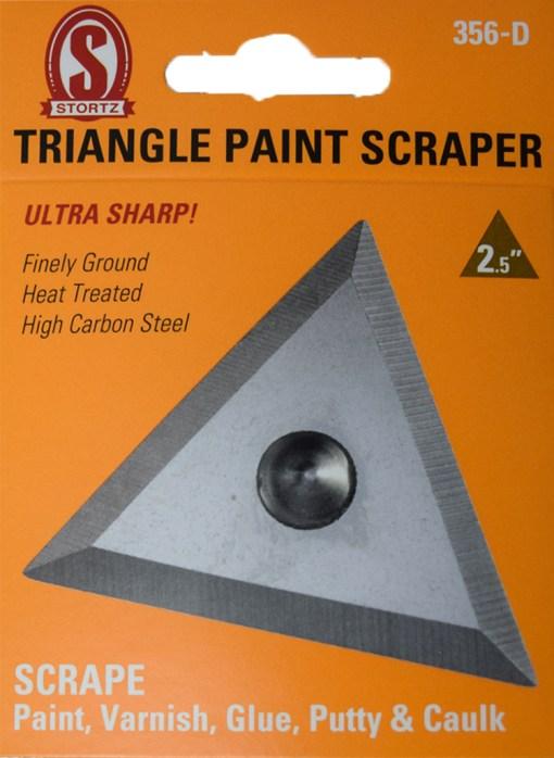 356-d triangle scraper