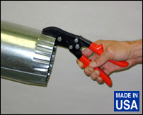 Downspout Crimper