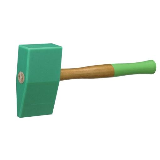 Wedged PVC Tinner's Hammer