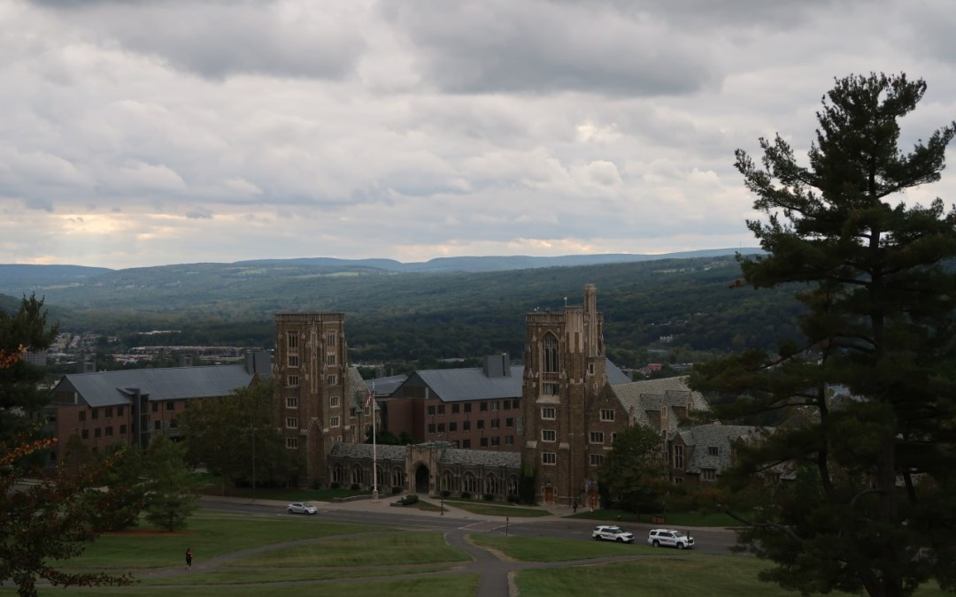 NSA Conference In Ithaca, NY
