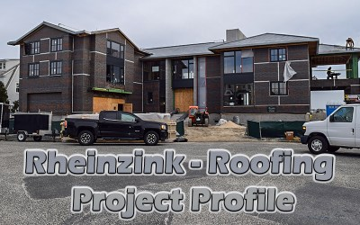 Rheinzink – Roofing Project Profile