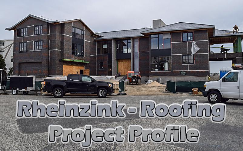 Rheinzink – Roofing Project Profile
