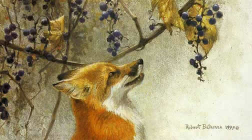 Universal Animal Wallpaper Aesop S Fables By Mary Lou Williams