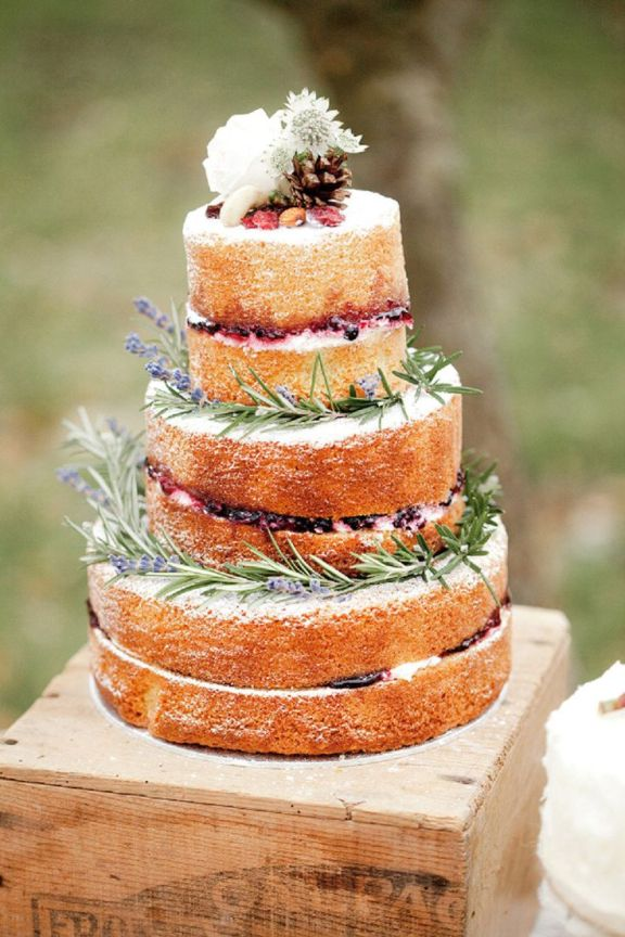 Why It Works Wednesday The Beauty Of The Naked Cake ...