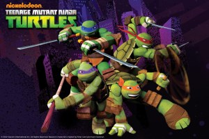 The Turtles Xander will grow up with