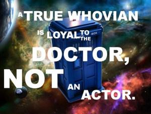 true whovian