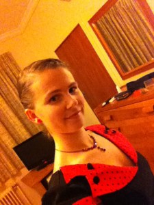 Obligitory pre-awards selfie