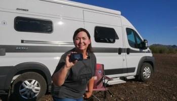 Camper Van WiFi & Mobile Internet On The Road As A Digital