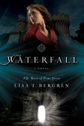 Waterfall, River of Time Series by Lisa Bergren