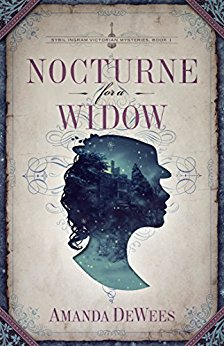Nocturne for a Widow by Amanda DeWees