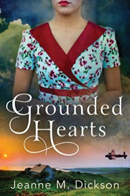 Grounded Hearts -Jeanne M Dickson