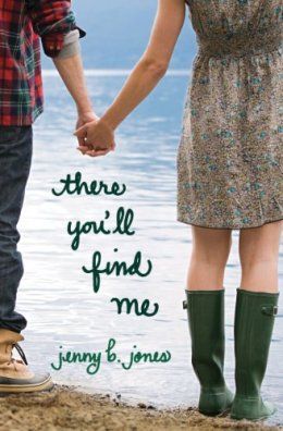 There You'll Find Me -Jenny B Jones