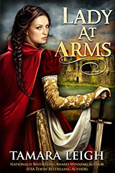 Lady at Arms Tamara Leigh