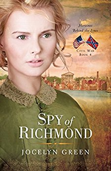 1 Spy of Richmond -Jocelyn Green