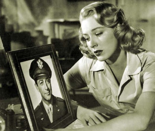 Eleanor Parker in Above and Beyond
