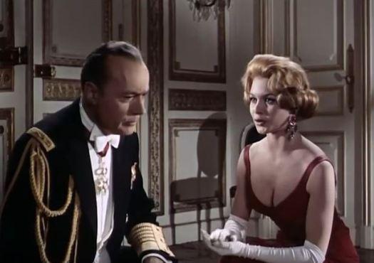Brigitte Bardot & Charles Boyer
