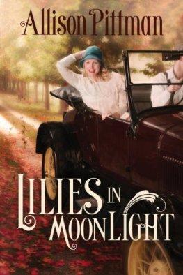 Lilies in Moonlight -Pittman