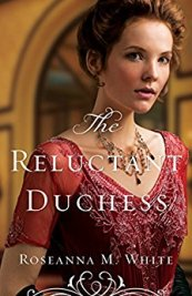 The Reluctant Duchess -White