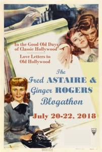 Fred Astaire & Ginger Rogers Blogathon -Romance in Manhattan