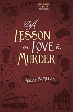 McMillian -A Lesson in Love and Murder