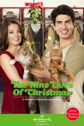 Nine Lives of Christmas poster