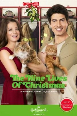 Nine Lives of Christmas poster