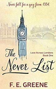 The Never List -greene