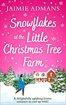 Snowflakes at the Little Christmas Tree Farm - Admans
