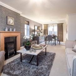 Living Room Show Homes Simple Ideas To Decorate Your Kingsbrook Wood Unveils Three Spectacular