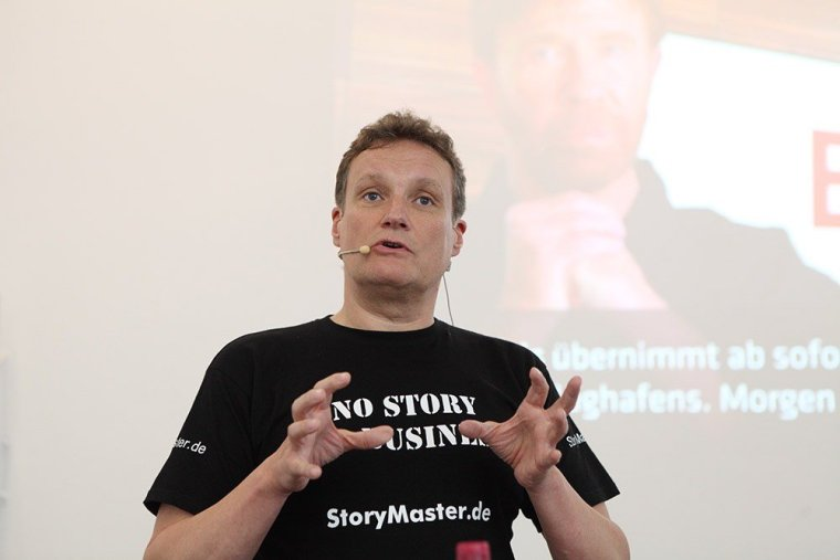 Marketing-Experte und StoryMaster