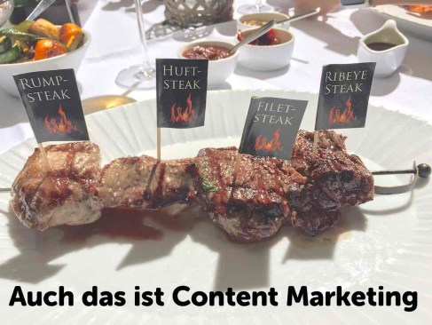 Vertriebsstrategie Content Marketing
