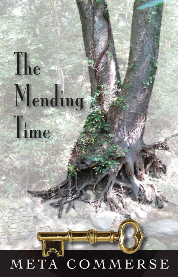 mending time book cover