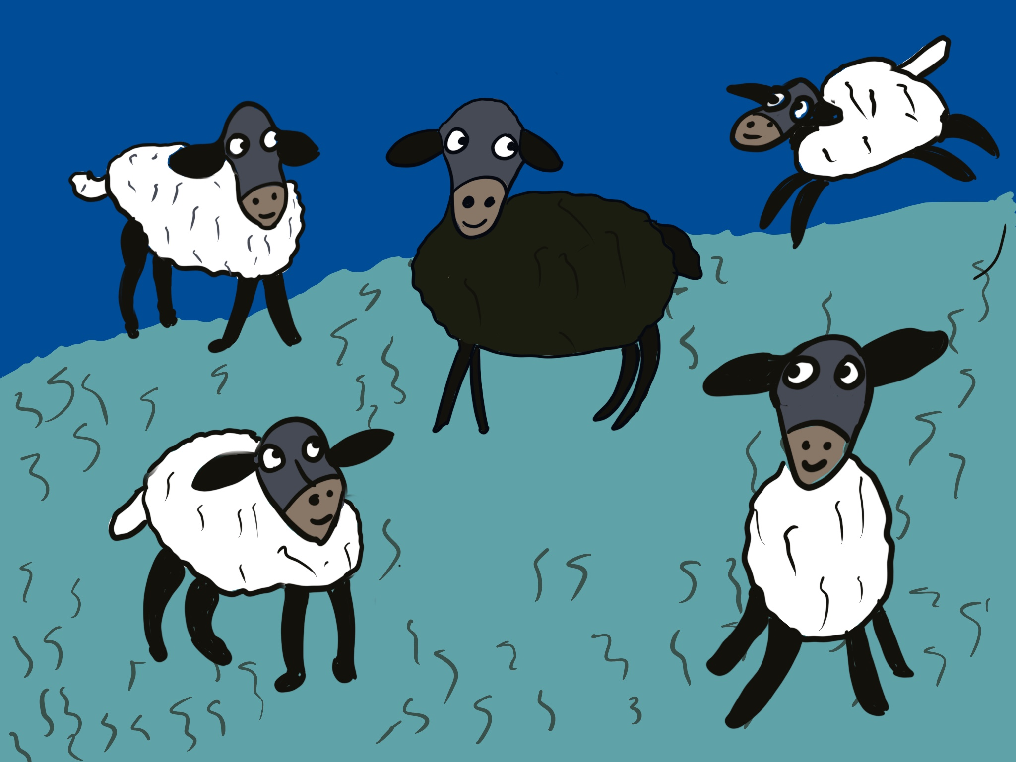 Song Baa Baa Black Sheep
