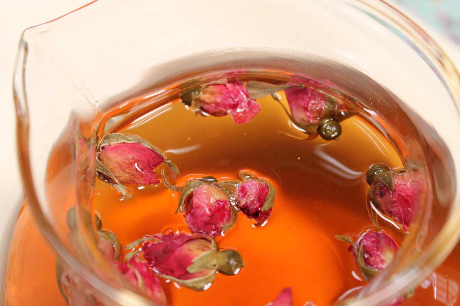 rose tea recipe  story of a kitchen