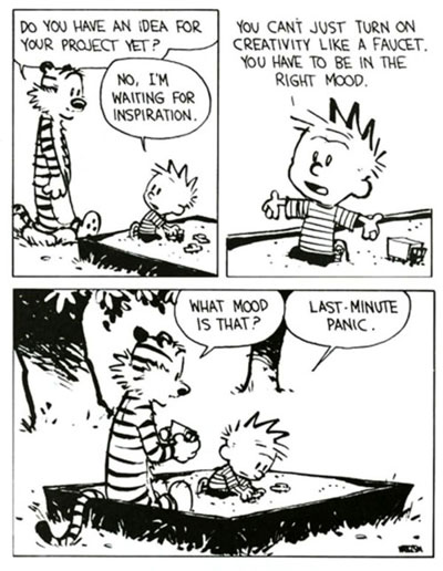 15 Times Calvin And Hobbes Spoke Nothing But The Truth