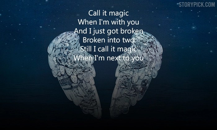 Best Meaningful Quotes Wallpapers 10 Lyrics From Coldplay Songs That Will Tug At Your Heart