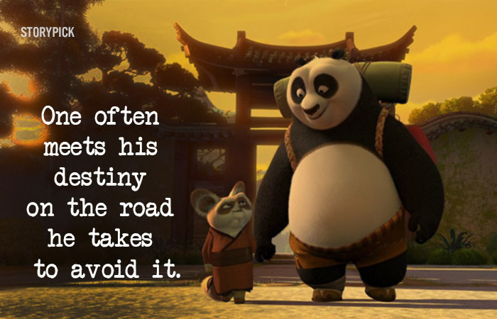 Feeling Alone Wallpaper With Quotes 10 Awesome Lines From Kung Fu Panda That Will Definitely