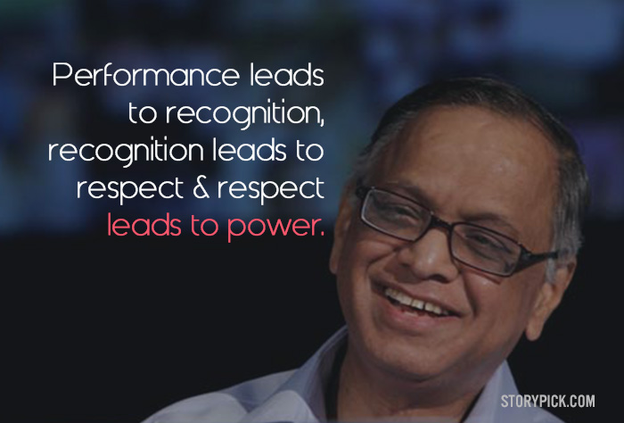 12 Amazing Quotes By Narayana Murthy That Will Energize The Entrepreneur In You