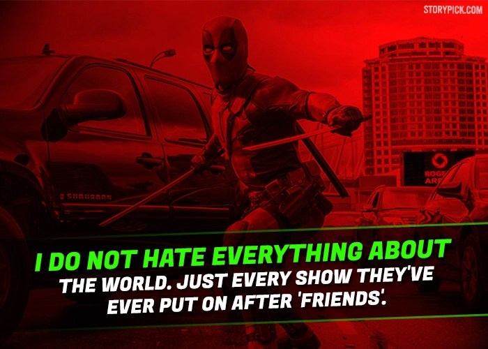 Inspiration Quote Wallpapers Hd 15 Epic Quotes By Deadpool That Prove He Is The Most