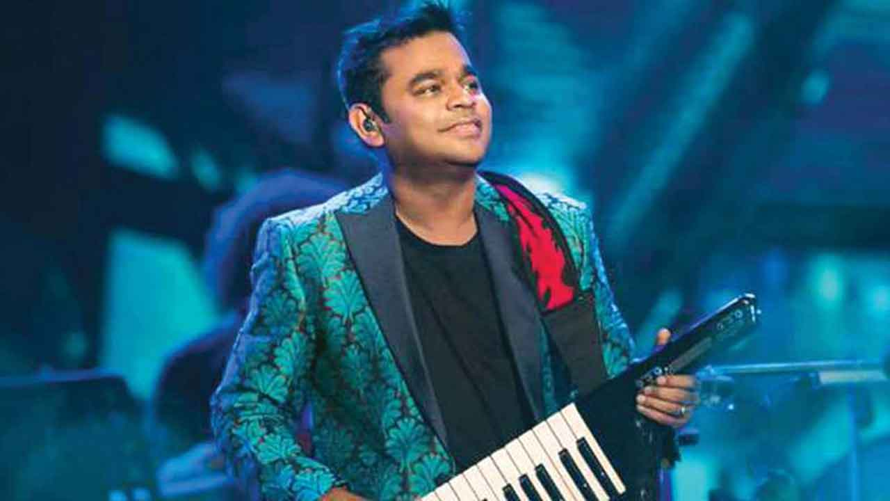 Ar Rahman Changes Lyrics Of Song Mustafa Mustafa Mid
