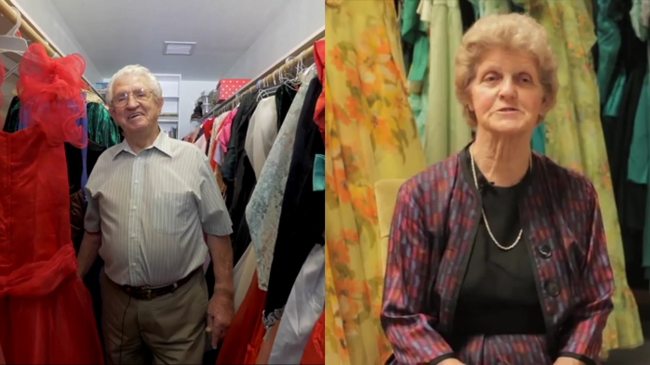Man Buys 55000 Dresses For His Wife Because Why Wear A Dress Twice